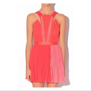Three Floor Pink Pretty Woman Dress